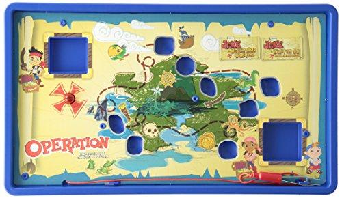Hasbro A8853 Operation Jake & Neverland Pirates]()