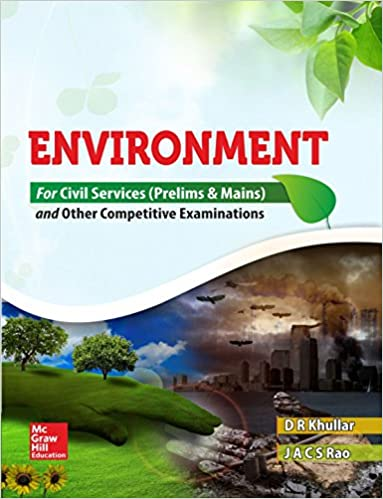 Environment book by khullar