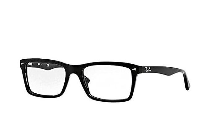 1a6c9ca00e Amazon.com  Ray-Ban RX 5287 Eyeglasses   Cleaning Kit Bundle  Clothing