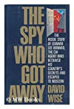 Book cover for Spy Who Got Away