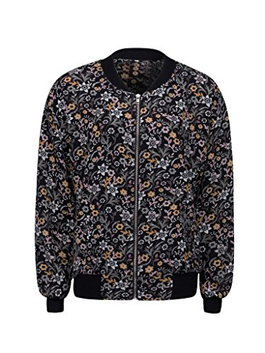 PERSUN Womens Fashion Sleeve Floral