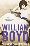 Front cover for the book The New Confessions by William Boyd