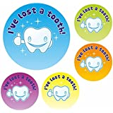I've Lost a Tooth Stickers