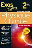 Exos résolus - Physique-Chimie 2de