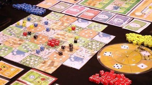 DDD Verlag Biosphere - Juego de Mesa en inglés: Amazon.es: Juguetes y juegos