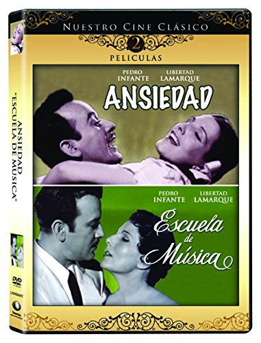 Ansiedad   Escuela De Musica Double Feature  Dvd
