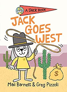 Book Cover: Jack Goes West