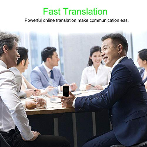 Real-time Electronic Pocket Voice Translator For Learning Shopping Travel Business Goglor Easy Trans Smart Language Translator Device,Instant Offline Language Translator Device Support 40 Languages