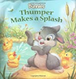 Disney Bunnies Thumper Makes a Splash