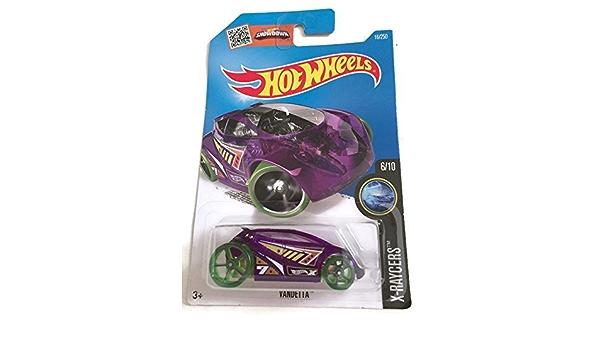 International Hot Wheels X-Racer Vandetta 6//10