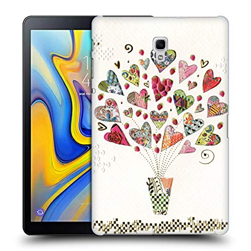 Official Turnowsky Heart of Hearts Nitz Natz Hard Back Case Compatible for Samsung Galaxy Tab A 10.5 (2018) ()
