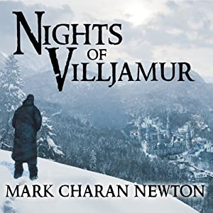 Nights of Villjamur Audiobook