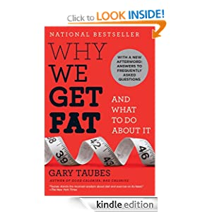 Why We Get Fat: Kindle Edition