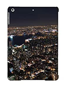 LJF phone case For Ipad Case, High Quality New York For Ipad Air Cover Cases / Nice Case For Lovers' Gifts