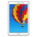 Huawei MediaPad T1 (8 inch) 3G Unlocked Android Tablet 2G/3G Voice Supported- Retail Packaging - White / Champagne Gold (U.S. Warranty)