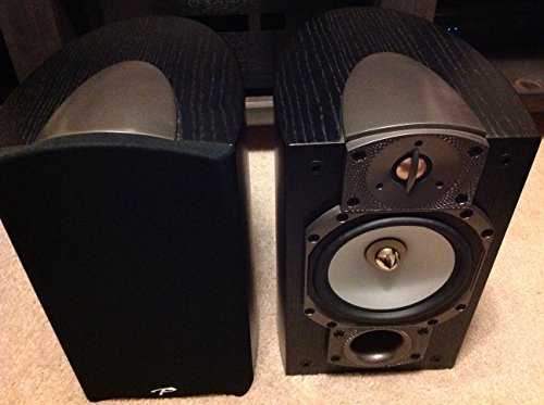 Paradigm Studio 20 v5 Bookshelf Speaker (Pair, Cherry)