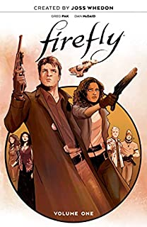 Book Cover: Firefly Vol. 1
