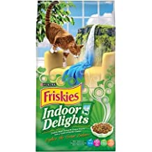 Friskies Indoor Delights Cat Food 3.15 lb. Bag
