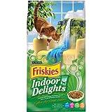 indoor cat food friskies - Friskies Indoor Delights Cat Food 3.15 lb. Bag