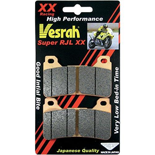 ベスラ Vesrah ブレーキパッド 04年-13年 CBR1000、CBR600 RJL XX シンタード フロント 1721-1681 VD-170RJL-XX   B01M3O6J2X