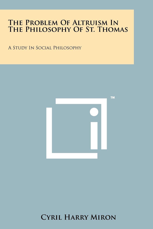 altruism evolutionary psychology