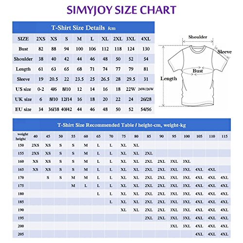 Hip Unisex Uomo per Nero Donna SIMYJOY Top Jimin 95 Cool Teen KPOP Pop BTS Maglietta XFWq4Bw