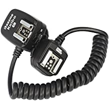 PIXEL TTL HSS 1/8000s E-TTL E-TTL II Off-Camera Shoe Cord 1M replaces OC-E3b for Canon Cameras and flash Speedlite (39.37 Inch)