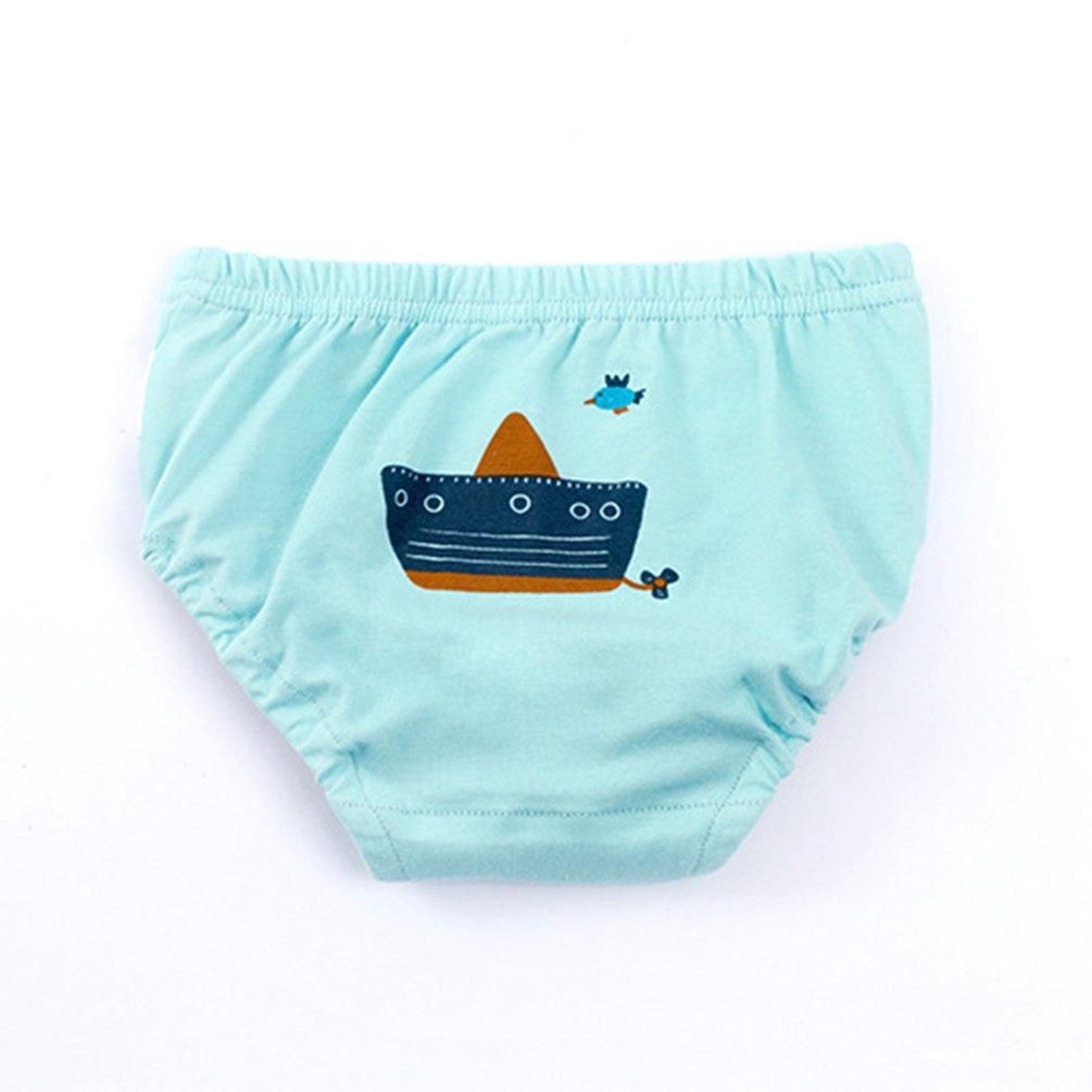 3 Piezas JEELINBORE Pantalones Bombachos para Beb/é Ni/ños Pantalones Bombachos Braguitas Pantis Calzones para 1-5 a/ños