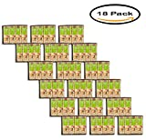 PACK OF 18 - Keebler Pepper Jack Sandwich Crackers 8-1.38 oz. Packs