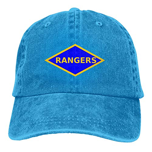 (Inlenged 6th Ranger Battalion - Retro Denim Baseball Hat Trucker Hat Dad Hat Adjustable)
