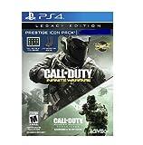 Call of Duty Infinite Warfare Legacy Edition Prestige Icon Pack PlayStation 4
