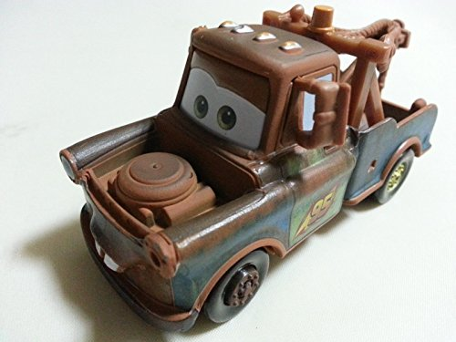 Shalleen Car Race Team Mater Diecast Toy Car 1:55 Loose New In Stock