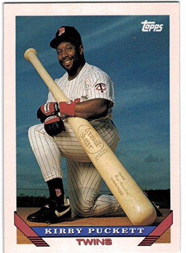 1993 Topps with Traded Minnesota Twins Team Set with Kirby Puckett & Dave Winfield - 30 MLB Cards