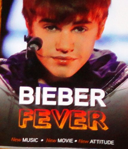 bieber fever He's caused mass hysteria globally, yet 18-year-old pop sensation justin bieber fell victim to his own pressures on saturday night in the first show of his believe tour, the baby singer.