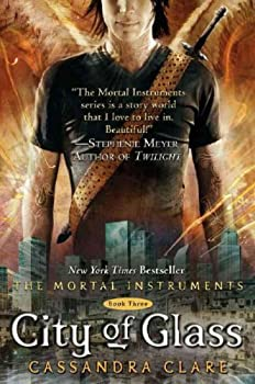 City of Glass 1416914307 Book Cover