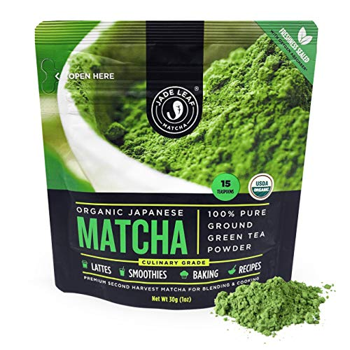 Jade Leaf Matcha Green