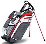 Callaway Golf Hyper Lite 5 Stand Bag Stand / Carry Golf Bag 2017 Hyper-Lite 5 White/Titanium/Orange