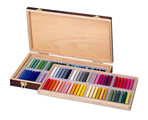 3 Input N And Gate (Nouvel curry pastel color 96 set wooden box input N (japan import))