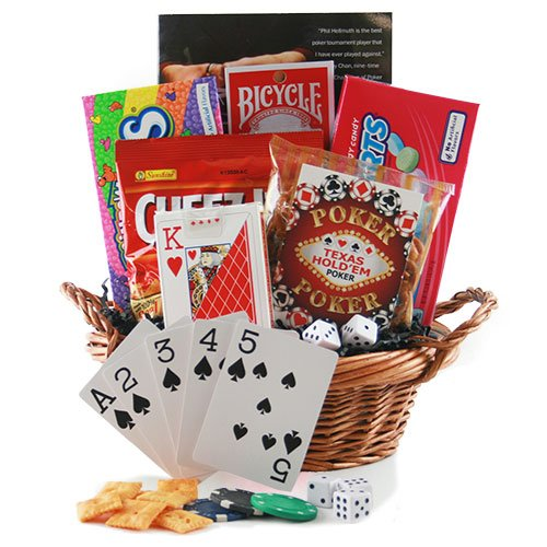 All In - Poker Gift by Design It Yourself Gifts & Baskets
