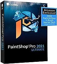 Corel PaintShop Pro 2021 Ultimate | Photo Editing & Graphic Design Software PLUS Creative Collection | Ama