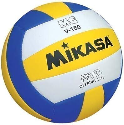 Mikasa MVA 310 - Balón de voleibol (tamaño oficial de la ...