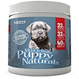 Image of Muscle Bully Puppy Naturals (60 Serving) - A Healthy Nutritional Formula for Growing Puppies (for All Breeds). (60 Servings)
