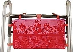 NOVA Medical Products Folding Walker Bag, Aloha Pink