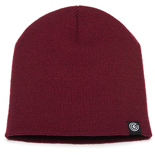 537e99ac Evony Original Beanie Cap - Soft Knit Beanie Hat - Warm and Durable ...