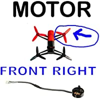 Parrot Bebop Drone Motor with harness FRONT RIGHT (Certified Refurbished)