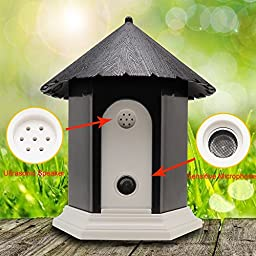 Mountain Ultrasonic Pet Dog Puppy No Barking Household Training Tool Device Anti Barking House for Animals 50ft