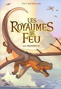 """Afficher """"Les royaumes de feu n° 1<br /> La prophétie"""""""