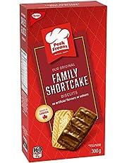 Peek Freans Family Shortcake Biscuit Cookies, 300 Gram
