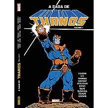 A Saga de Thanos - Volume 1