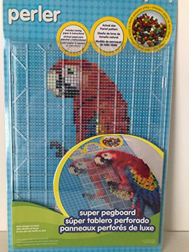 Perler 80 30105 Beads Classic Superpegboard product image